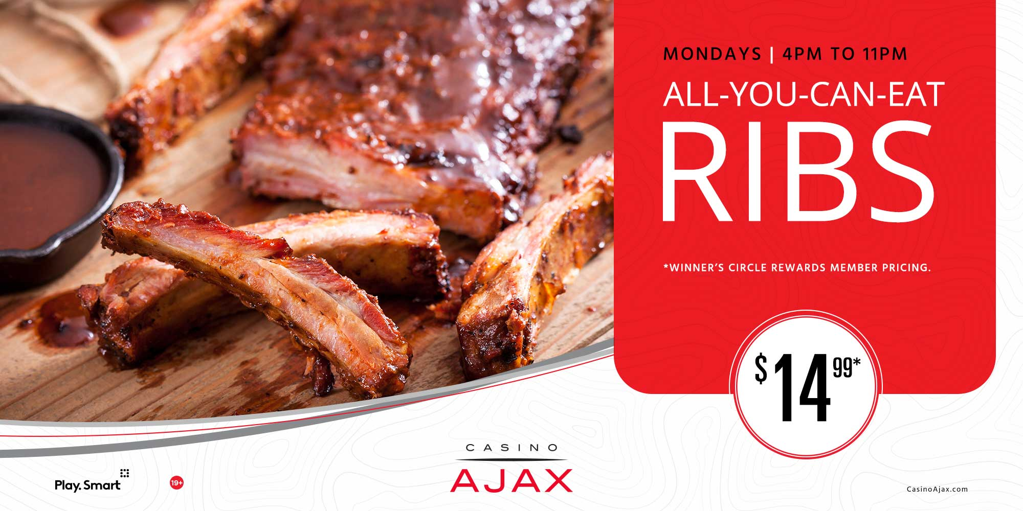 All-you-can-eat ribs
