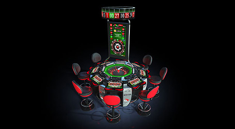 MiniStart Roulette