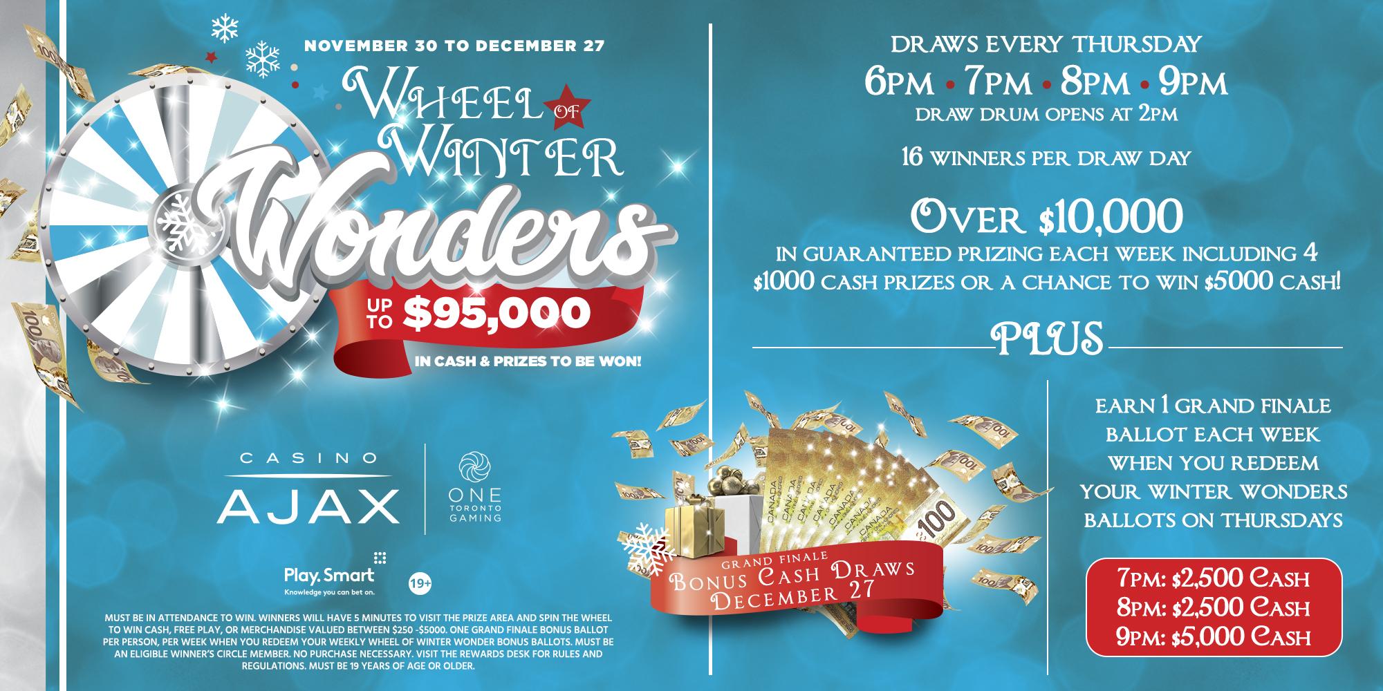 Wheel of Winter Wonders