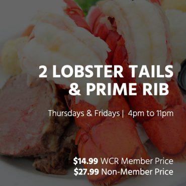 Crab & Prime Rib