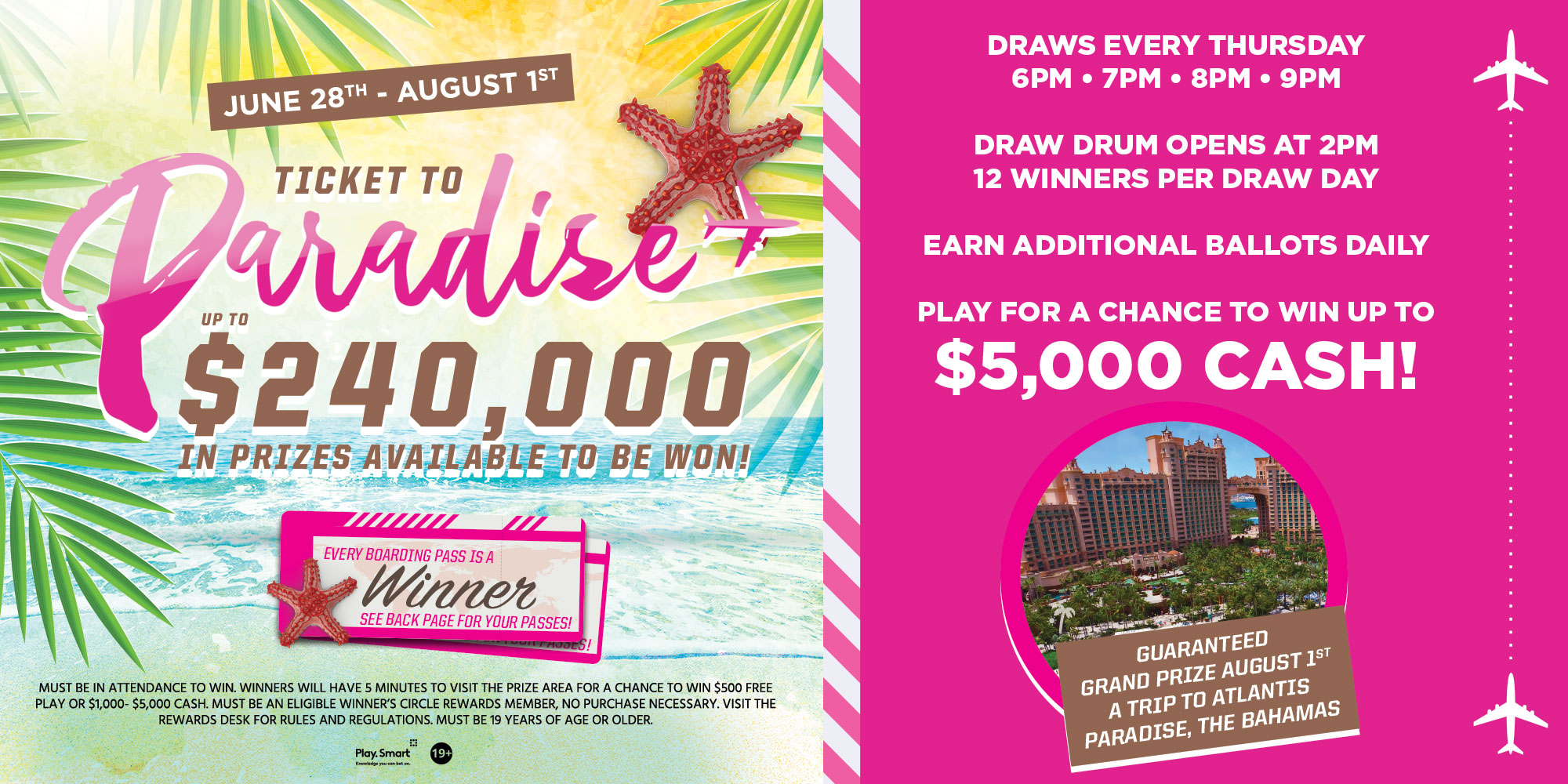 Ticket to Paradise details